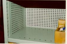Perforated Shelf